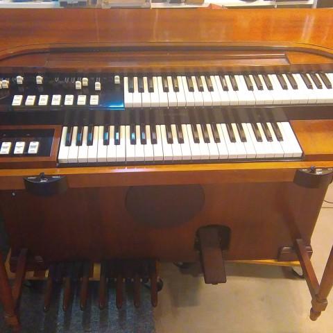 Hammond M3 modified.